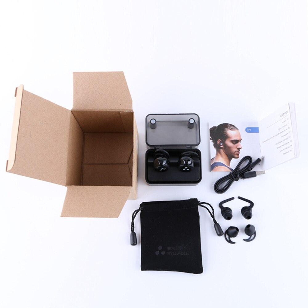 Syllabe bluetooth écouteur D900 MINI écouteurs sans fil écouteur sport Portable écouteur intra-auriculaire pour iphone xiaomi - 6