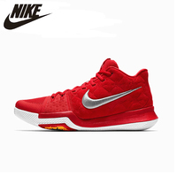 NIKE KYRIE 3 EP Original Mens Basketball Shoes Breathable Footwear Super Light Support Sports Sneakers For Men Shoes#852396 601