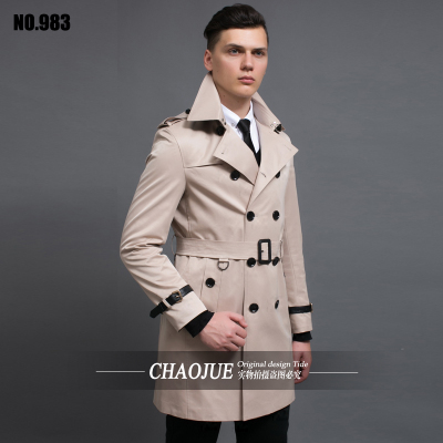 CHAOJUE Long Sleeve Coat...
