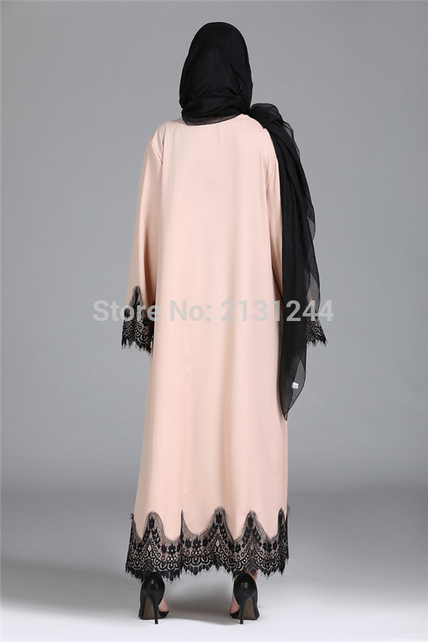 abaya dress plus size603