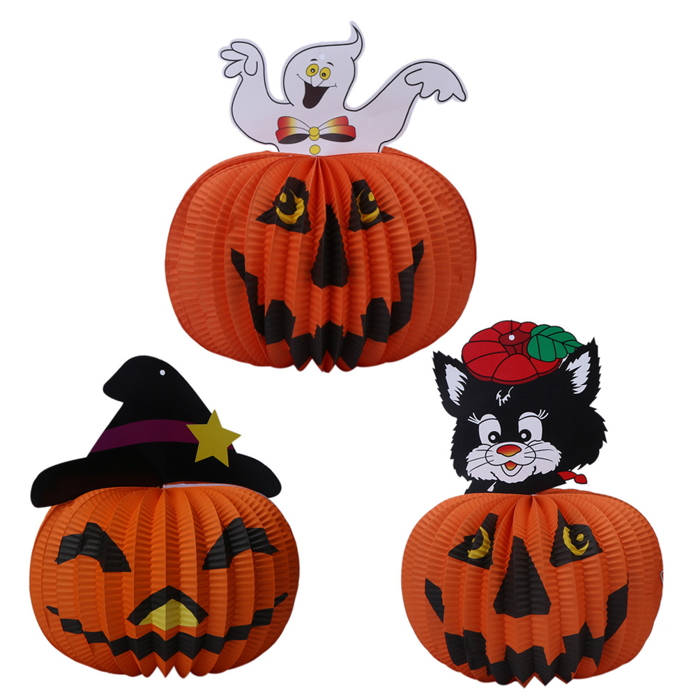 Popular Halloween Decorations Paper-Buy Cheap Halloween ...