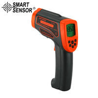 SMART SENSOR 18~1350C (0 to 2462F)Digital Infrared Thermometer Non contact Infrared Laser IR Thermometer Temperature gun Meter