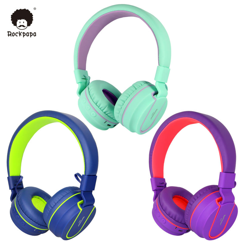 Earphones with microphone and bluetooth - earphones with microphone for kids