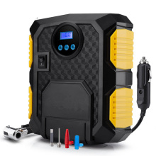 Digital Tire Inflator DC 12 Volt Car Portable Air Compressor Pump 150 PSI for Motorcycles Bicycles