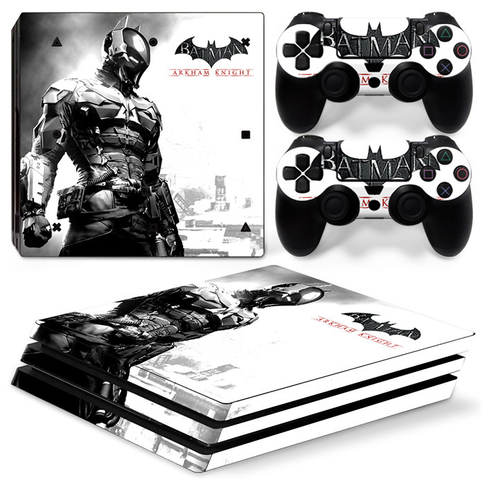 Hottest game items fantastic design vinyl decal console skin sticker for PS4 PRO
