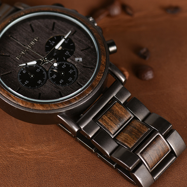 Luxury Wood Watch