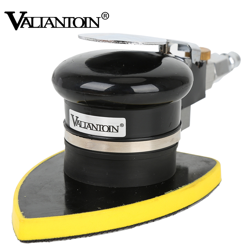 Pneumatic Grinding Machine Air Orbital Sander Carpenter Use Triangular Sandpaper Sanding Machine Abrasive Polishing Grinder Pneumatic Grinding Machine Air Orbital Sander Carpenter Use Triangular Sandpaper Sanding Machine Abrasive Polishing Grinder