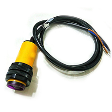 Free Shipping 10PCS/LOT E18-D80NK Adjustable Infrared Sensor Switch 3-80cm for_Arduino Infrared Sensor Switch