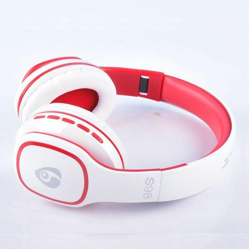 Ακουστικά Bluetooth OVLENG S98 Ασύρματα - Φορητό ήχο και βίντεο - Φωτογραφία 2