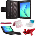 Новый Роскошный Оригинал Bluetooth Крышка Аргументы За Клавиатуры Samsung Galaxy Tab A T350 T351 8 дюймовый Бизнес-Мода Bluetooth Клавиатура