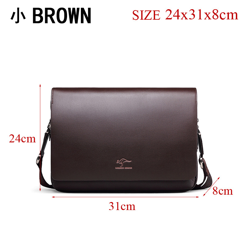 Size 24x31x8cm Brown