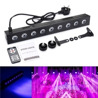 New Arrival 27W UV Purple Muti Mode Stage Light Lighting Effect Blacklight Bar Holiday Lights Lamp