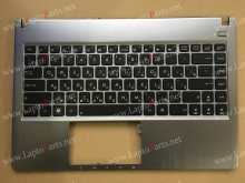 New RU Russia Backlit Keyboard For ASUS U37 U37VC U47 U47A U47VC RU Backlit With C Cover Laptop Keyboard new for samsung np940x3g np940x3f french laptop keyboard backlit
