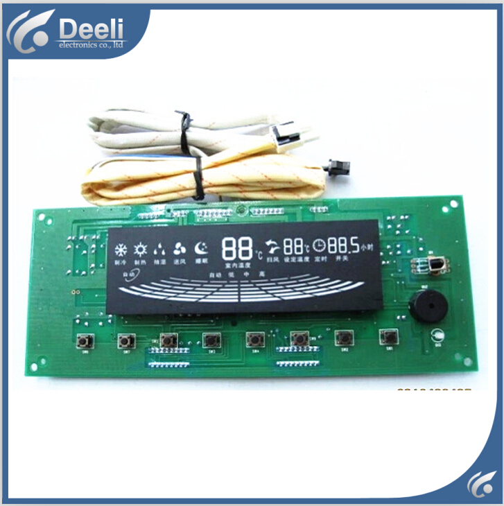95% new good working for air conditioner motherboard circuit board display board 3z53ba . 305439571 .95% new good working for air conditioner motherboard circuit board display board 3z53ba . 305439571 .
