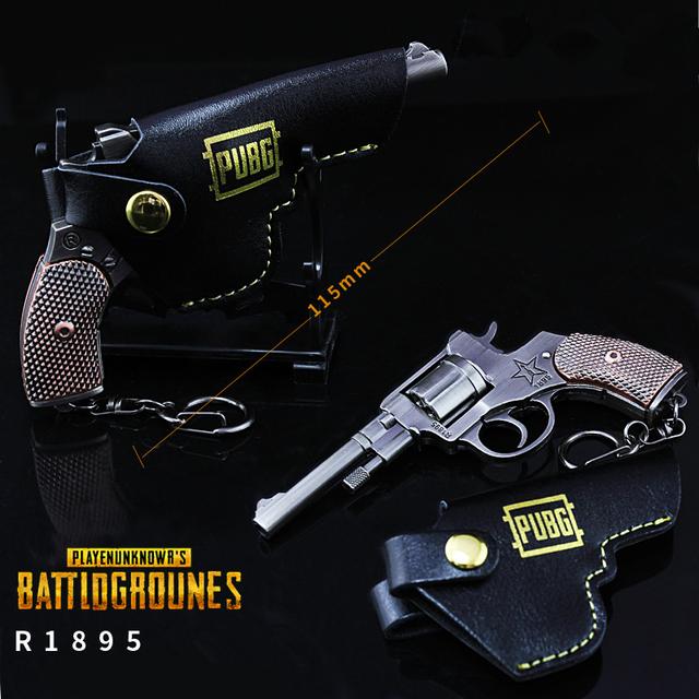 Playerunknown's Battlegrounds 3D Keychain 15 Style