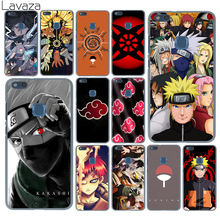 Naruto phone cases for For Huawei P10 P9 Lite Plus P8 P7 G7 Honor 8 Lite 7 6 4C 4X