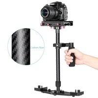 Professional Handheld Stabilizer 26 Carbon Fiber Camera Steadicam For Canon Nikon Sony DSLR Camcorder DV Camera