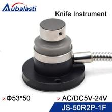 Máquina de gravura para trabalhar madeira para ferramenta automática ajuste calibre JS 50R2P