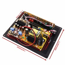 Douk Audio TAS5630B Assembly High-Power 280W Digital HIFI Subwoofer Amplifier Board Bass