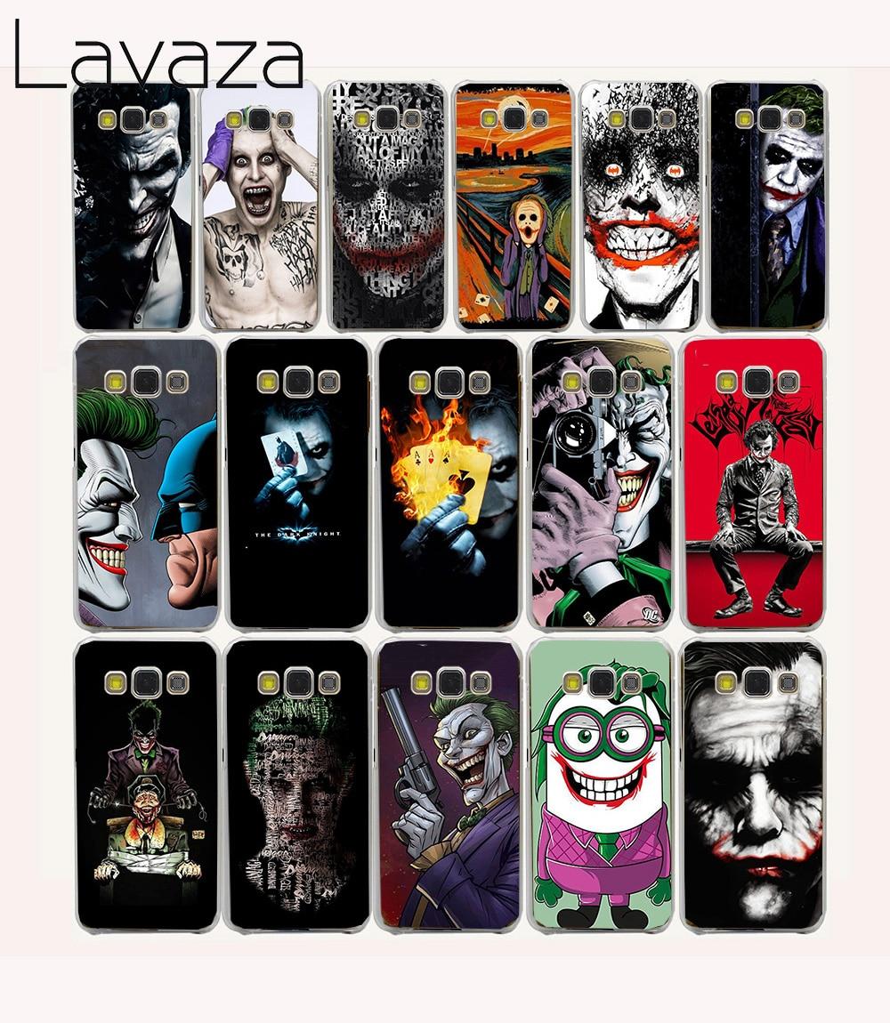 622O Joker Batman The Killing Joke Black Hard Case Cover for Galaxy A3 A5 A7 A8 J5 J7 Grand 2 Prime Note 2 3 4 5