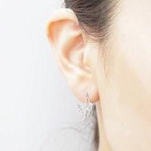 Jisensp 2017 New Fashion Jewelry Gold Color Cute Bird Swallow Stud Earrings for Women Party Gift Animal Bird Earrings  E036