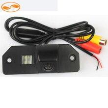 Бесплатная доставка Ночное ВИДЕНИЕ CCD заднего вида обратный резервный Камера для Ford Focus Седан 3C Mondeo 2000-2007 c -MAX 2007 2008 2009