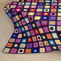 Вязаные одеяла и покрывало ручной работы ремесло пледы на диван Чехлы Мантас Cobertor Вязание пледы одеяло для кровати дома
