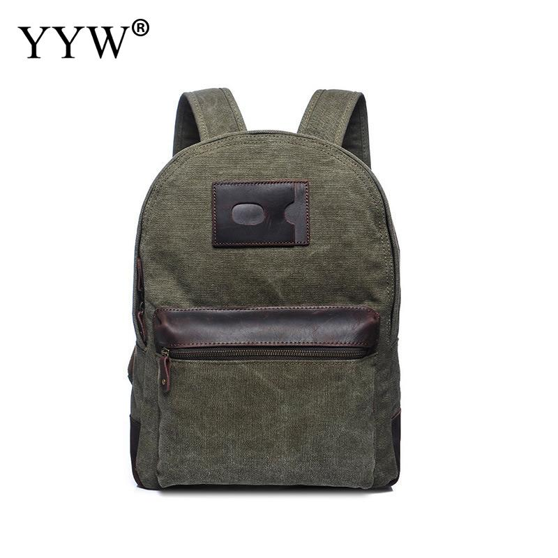 New Brand Canvas Men Backpack College Schoolbags For Teenager Boy Laptop Travel Backpacks Mochila Rucksacks Bolsas augur canvas men women backpack college high middle school bags for teenager boy girls laptop travel backpacks mochila rucksacks