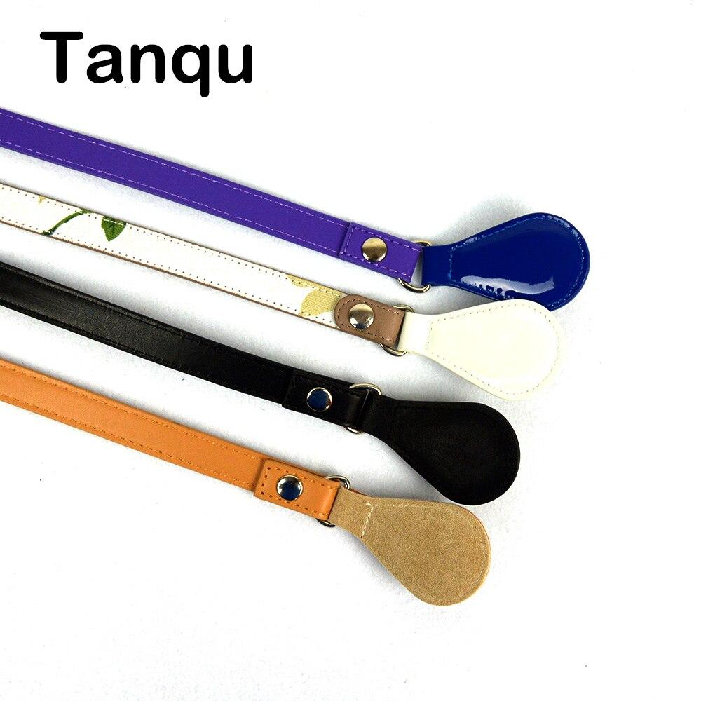 TANQU Handbag Handle for Obag Long Belt Handles with Drop Buckle for O Bag for EVA Bag Body