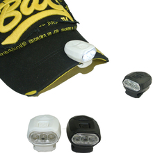 3LED Rotatable Clip-on Hat…