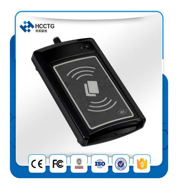 US $56 0 |ACR1281U USB Android NFC rfid smart Contactless card reader for  swipe card and many kinds of CARDS-in Card Readers from Computer & Office  on