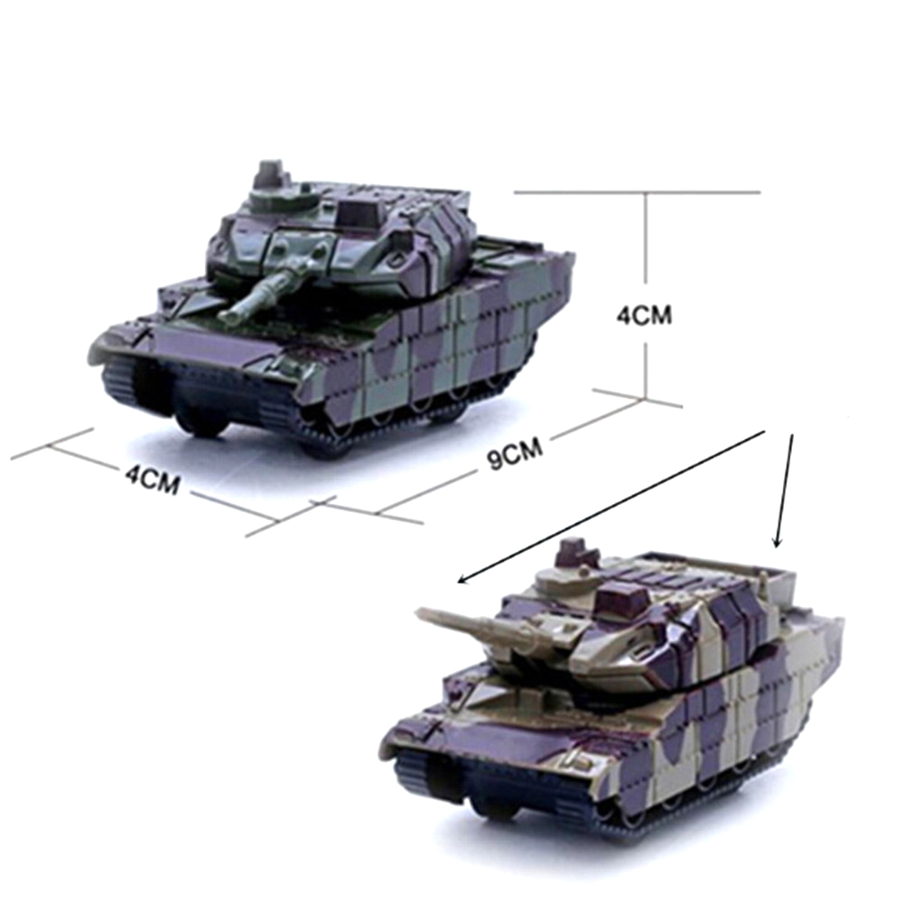 Diecasts & Toy Vehicles 1pcs Hot Sale Sand Table Plastic Tiger Tanks World War Ii Germany Panther Tank Finished Model Toy To Make One Feel At Ease And Energetic