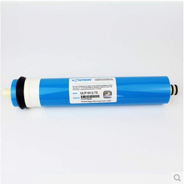 New Vontron ULP1812-75 résidentiel filtre à eau 75 gpd RO Membrane NSF utilisé pour osmose inverse système