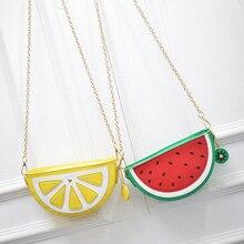 Bolsa Cupcake, женская сумка, для девушек, сумка-мессенджер, лимон, женские кожаные сумки, арбуз, клатч, Bolsa Feminina, Bolsas Feminina 148