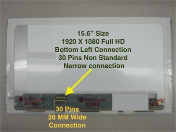 "15.6"" LED Screen 30 PIN 1920X1080 LP156WF1 TPB1 LP156WF1(TP)(B1) Laptop lcd display matrix screen"