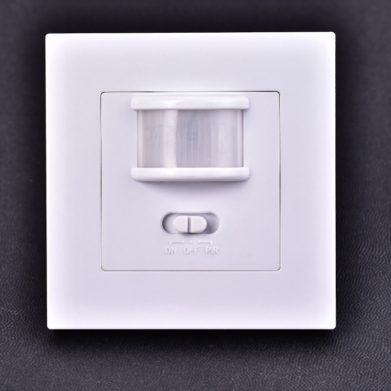 LED Lights Switches Smart PIR Infrared Motion Sensor Light Switch ...