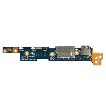 Power Button USB SD IO Board For Asus Q302LA TP300LA TP300LD TP300L 60NB05Y0-IO1070