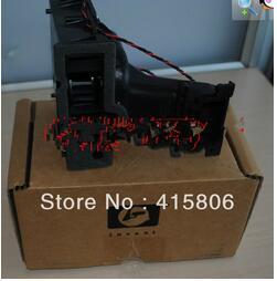 Q1251-60260 vacuum fan assembly for HP Designjet 5000 5100 5500