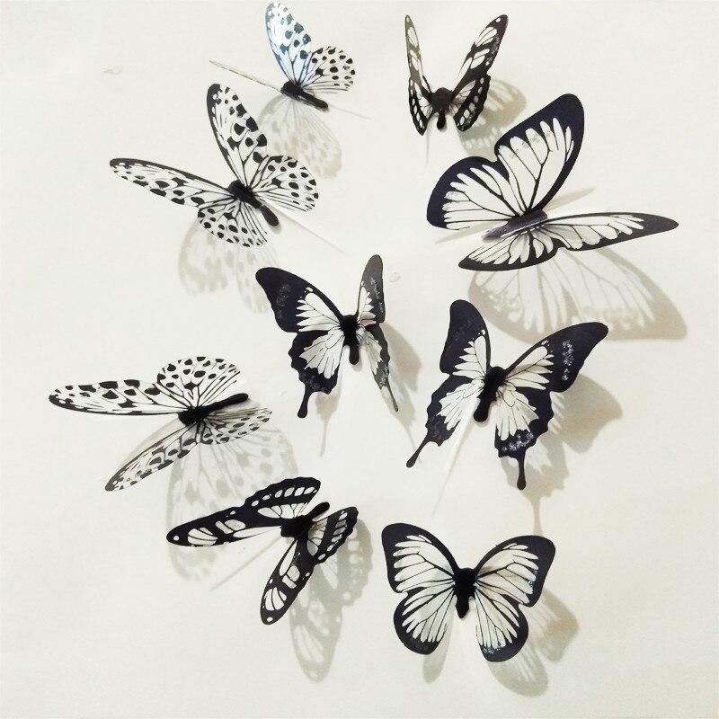 18pcs-lot-3d-Effect-Crystal-Butterflies-Wall-Sticker-Beautiful-Butterfly-for-Kids-Room-Wall-Decals-Home