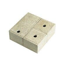 Коробка для хранения бетона, силиконовая резиновая форма, силиконовая форма для обрезки бетона, нордическая квадратная коробка для мелочей, форма с крышкой