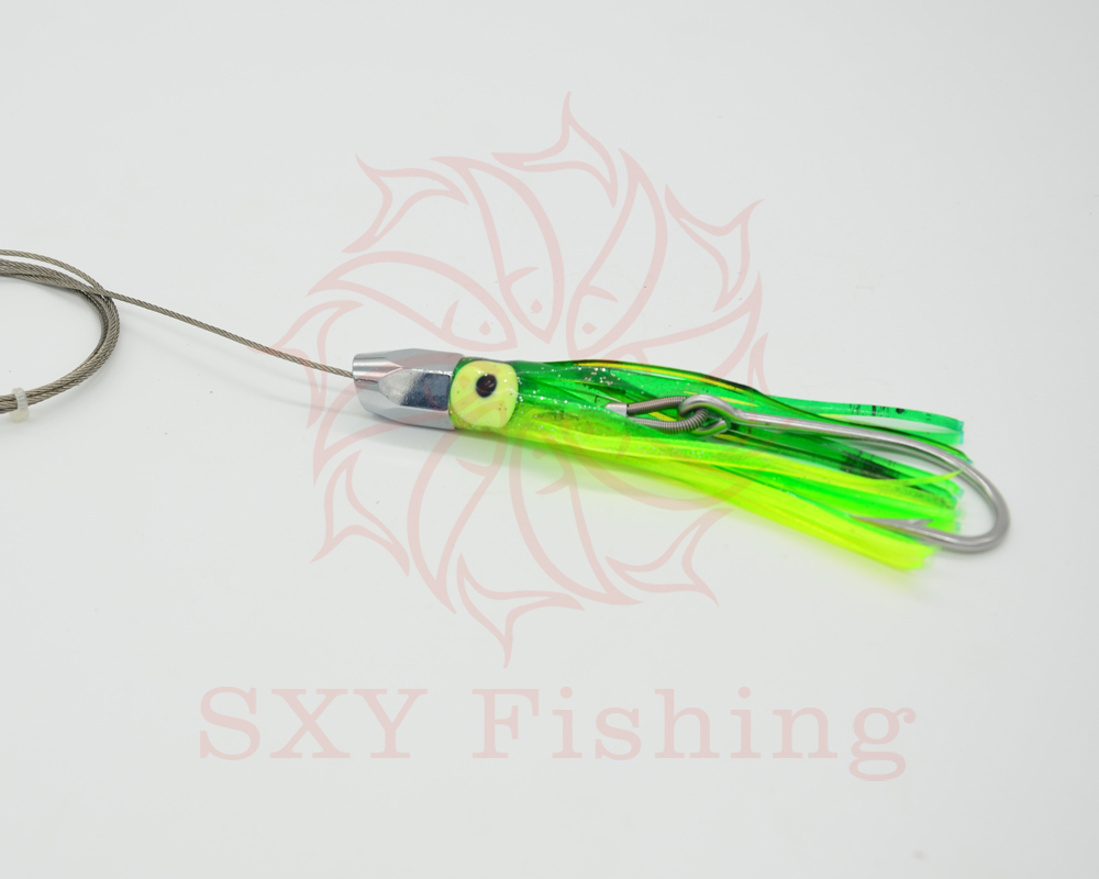 SXY FISHING FREE SHIPPING D110 Artificial Bait Drag the bait Deep sea bait Trolling bait ...