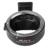 Novo ef-nex iii adaptador auto focus lens profissional lente da câmera adaptador de montagem para canon eos ef para sony e nex