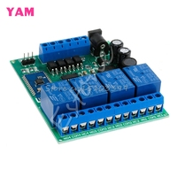 For DC 5V 9 12V 24V 4 Channel Bluetooth Relay Module Wireless Remote Control Switch
