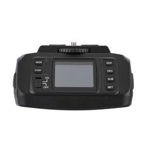 Image 4 - Sau Công Nguyên 10 Tự Động Chân Máy Tripod Ballhead Toàn Cảnh Đầu Điện Tử Camera 360 Độ Chân Máy Đầu Cho Canon/Nikon/Sony /Pentax Camera