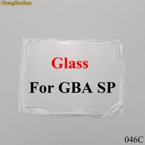 Image 5 - ChengHaoRan 4 modele przezroczysty szklany materiał obiektyw do gry kolor chłopięcy GB/GBA/GBC/GBA SP wymienny pad do konsoli do gier naprawa części