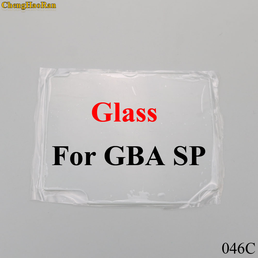 Image 5 - ChengHaoRan 4 models Clear Glass Material Screen Lens for Game boy Color GB/GBA/GBC/GBA SP Game Console replacement repair parts-in Replacement Parts & Accessories from Consumer Electronics