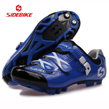 SIDEBIKE Professional Men Women Breathable Outdoor Sports Bicycle Bike Cycling Shoes MTB Mountain Bike Racing Athletic