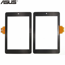 Asus Black TouchScreen Panel Glass Digitizer Lens replacement parts For Asus Nexus 7 7 inch tablet Touch panel