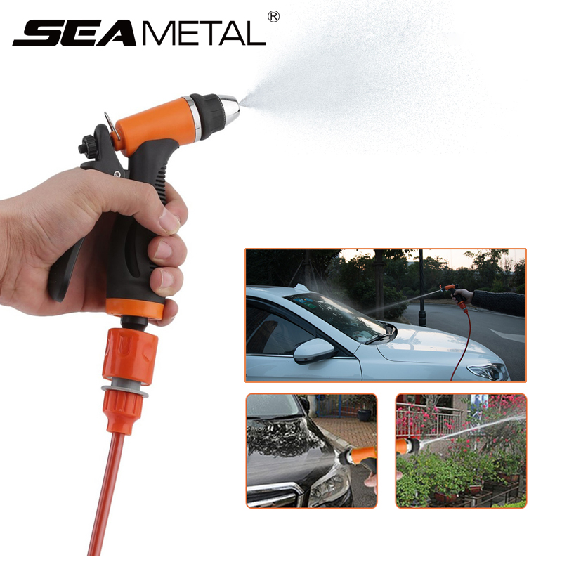 Car Wash 12v Car Washer Gun Pump High Pressure Cleaner Care Washing Machine Electric Cleaning Auto Wash maintenance Accessories