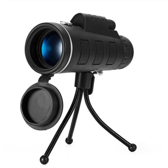40X60 HD זום משקפת משקפת חיצוני נסיעות טרקים יכול לשמש עבור מצלמה טלפון עדשת HD משקפת עבור iPhone Huawei